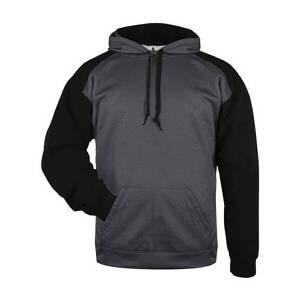 Badger Men's Sport Heather Tonal Hood