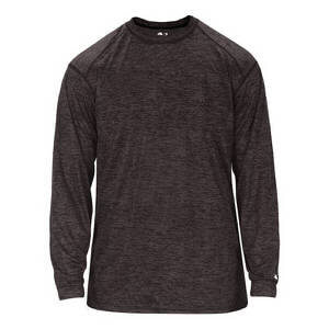 Badger Men's Tonal Blend Long Sleeve Tee