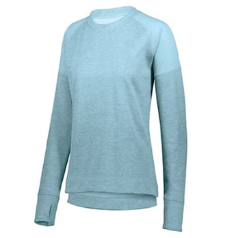 Augusta Women's Zoe Tonal Heather Pullover