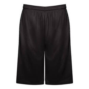 Badger Men's Tonal Blend Panel Shorts