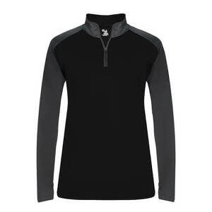 Badger Women's Ultimate Sport Ladies 1/4 Zip Pullover