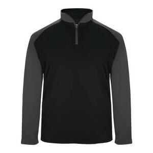 Badger Men's Ultimate Sport 1/4 Zip Pullover