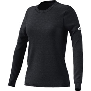 Adidas Women's Long Sleeve Go To Performance Tee