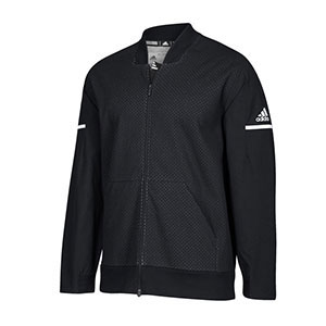Adidas Men's Squad Bomber Jacket