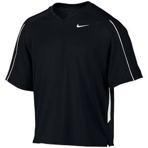 Nike Men's Face-Off Stck Short Sleeve Game Jersey