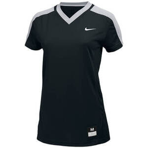Nike Women's Stock Vapor Dri-Fit Game Top Jersey