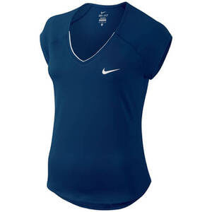 Nike Women's Nike Court Top Pure Crew