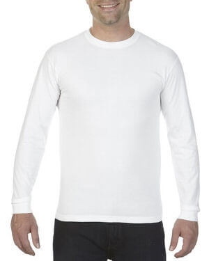 Comfort Colors Adult Heavyweight Ringspun Longsleeve T-Shirt