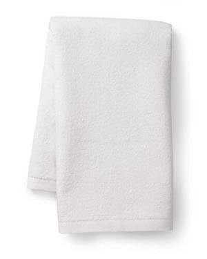 Anvil Deluxe Hemmed Hand Towel White