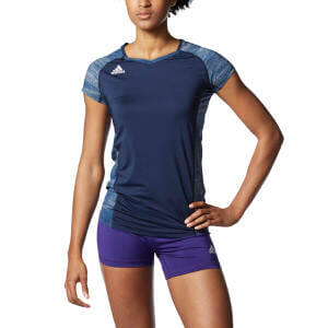 Adidas Women's Quickset Cap Sleeve Jersey