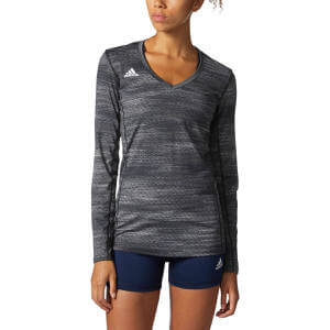 Adidas Women's Hi-Lo Long Sleeve Jersey