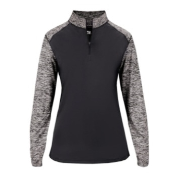Badger Women's Sport Blend 1/4 Zip