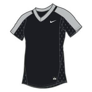 Nike Youth Stock Vapor Dri-Fit Game Top