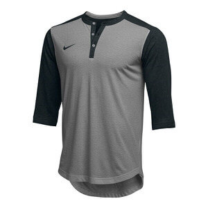Nike Men's Stock Henley Flux