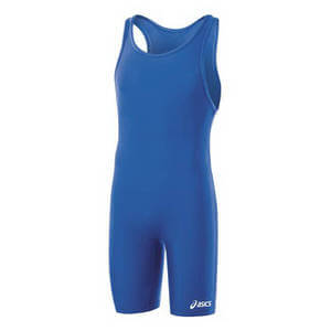 Asics Men's Solid Modified Wrestling Singlet