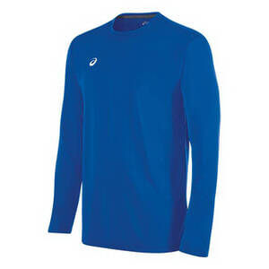 Asics Men's Circuit 8 Warm-Up Long Sleeve Jersey
