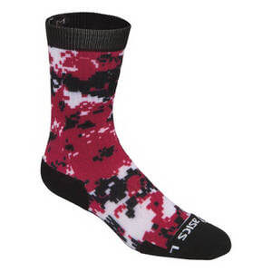 Asics Team Camo Crew Socks