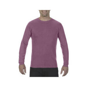 Comfort Colors Adult Heavyweight Ringspun Long Sleeve T-Shirt