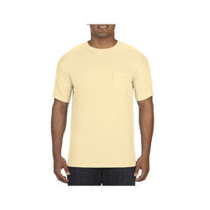 Comfort Colors Adult Heavyweight Ringspun Short Sleeve T-Shirt with Pocket