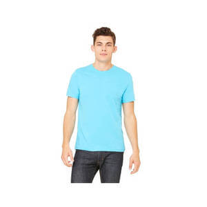 Bella+Canvas Men 100% Soft Cotton T-Shirt