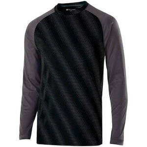 Holloway Youth Long Sleeve Torpedo Shirt