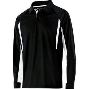 Holloway Men's Avenger Long Sleeve Polo