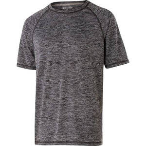 Holloway Youth Electrify 2.0 Short Sleeve Shirt
