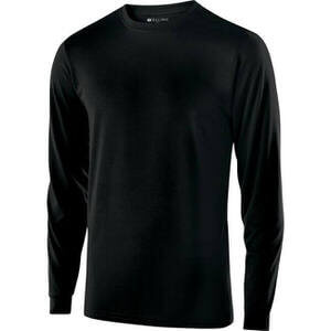 Holloway Youth Gauge Long Sleeve Shirt