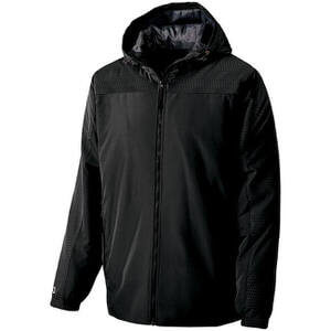 Holloway Youth Bionic Hooded Jacket