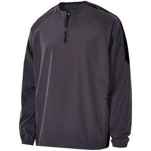 Holloway Youth Bionic Quarter Zip Pullover