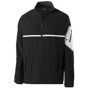 Holloway Men's Weld Full Zip Jacket