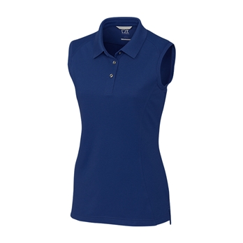 Cutter & Buck Women's Advantage Sleeveless Polo