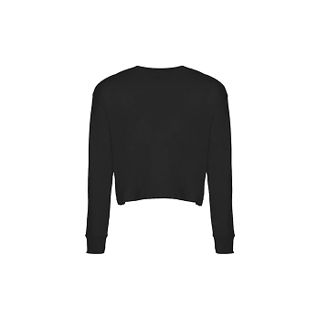 Next Level Women's Cropped Long Sleeve Tee
