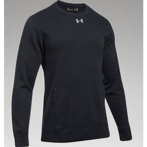 Under Armour Men's Hustle Fleece Crew Pullover