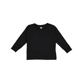 Rabbit Skins Toddler Long Sleeve Fine Jersey T-Shirt