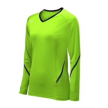 Mizuno Women's Techno Generation Long Sleeve Jersey