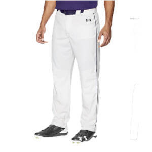 Under Armour Men's Icon Relaxed Baseball Pant Braided
