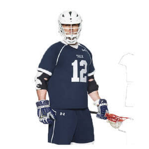 Under Armour Youth Slide Lacrosse Jersey