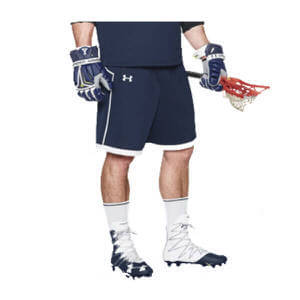 Under Armour Youth Slide Lacrosse Game Short