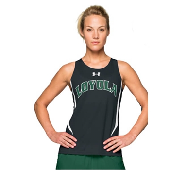 Under Armour Women's Track Kick Singlet