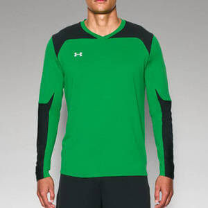 Under Armour Men's Threadborne Wall Goalkeeper Jersey