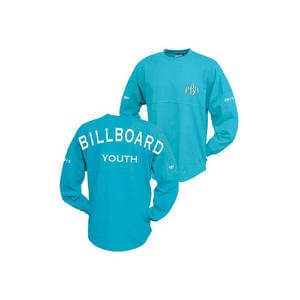 Pennant Youth Billboard Crewneck Pullover